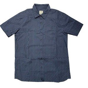 NEW Voyager Mens Short Sleeve Flyer Shirt